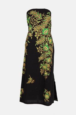 0026 Dress, Tube mid length                 Size : XXL