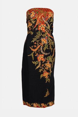 20089 Dress, Tube mid length                  Size : S