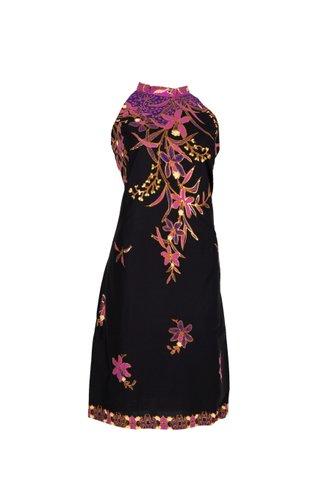 20068  Dress w/Halter neckline   Size : L