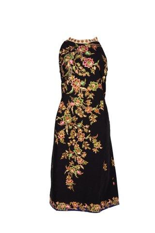 20068  Dress w/Halter neckline    Size : 3XL