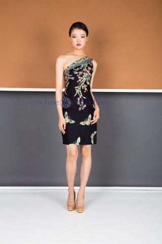 20235  Dress Toga            Size : S to 2XL